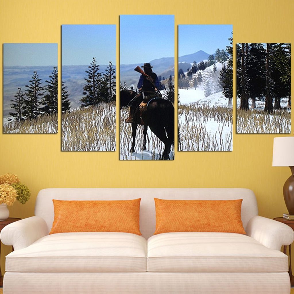 Fantastic Mountain Wall Art Contemporary - The Wall Art Decorations ...