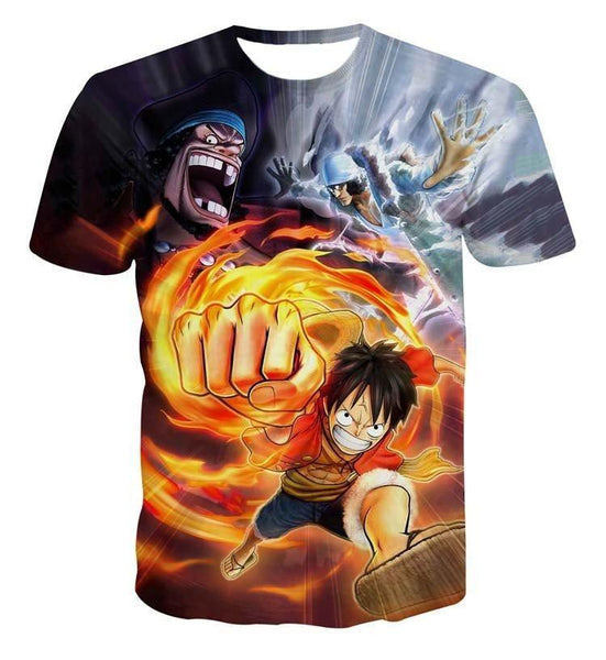 One Piece Hot Sale Tee Shirts