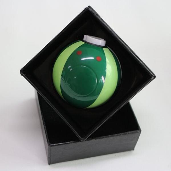 Pokeball Green Grinder