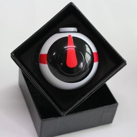 Pokeball Black Grinder