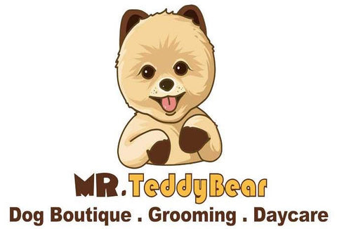 mr teddy bear logo