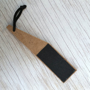 FOOT PADDLE (WOODEN)
