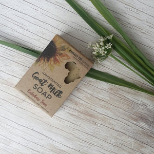 KALAHARI SUN - Kalahari Melon + Green Tea Goat Milk Soap