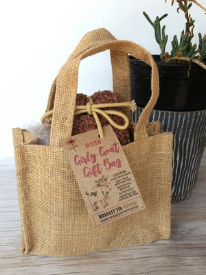 GIRLY GOAT BAG - Body Care Essentials