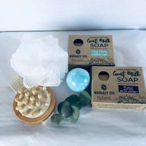 BATH-TIME PAMPER GIFT COLLECTION (NEW)