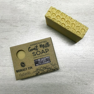 RAW - Goat Milk Soap (unfragranced)
