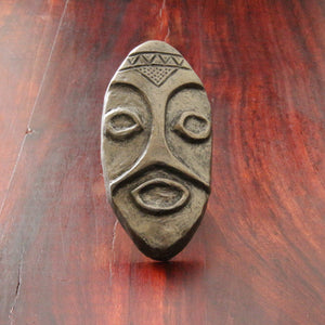 NW/110DD small mask, african decor, native, diverse, heritage