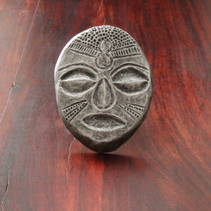NW/111DD large mask | African Art | Decor | Kram Design | Decor 1000 | Doorzone
