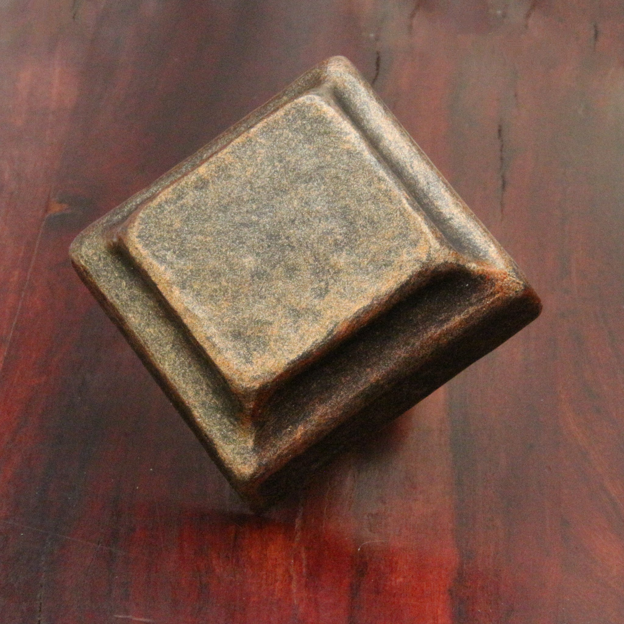 NW/97DD 48 mm square antique Moroccan
