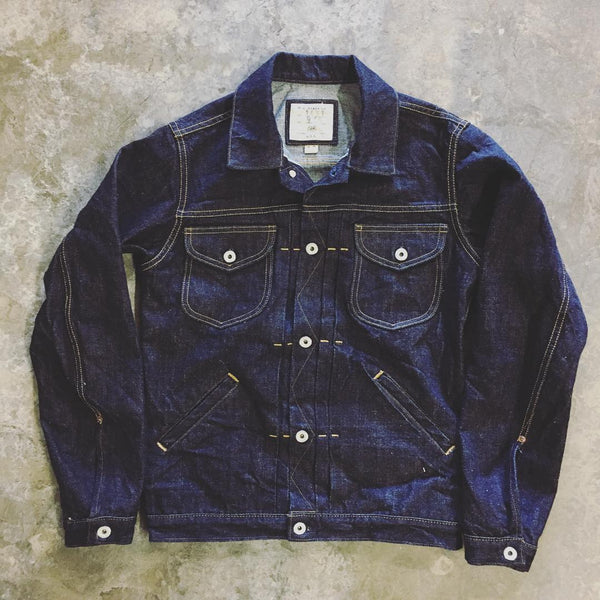 Custom Type Z Denim Jacket