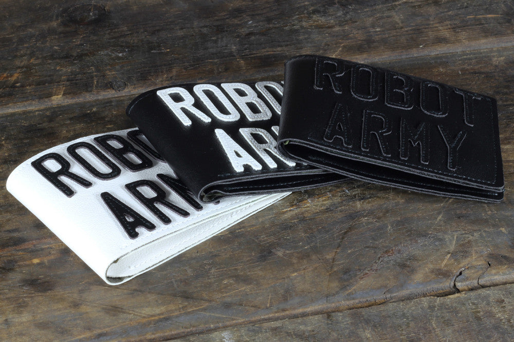 Robot Army Wallet