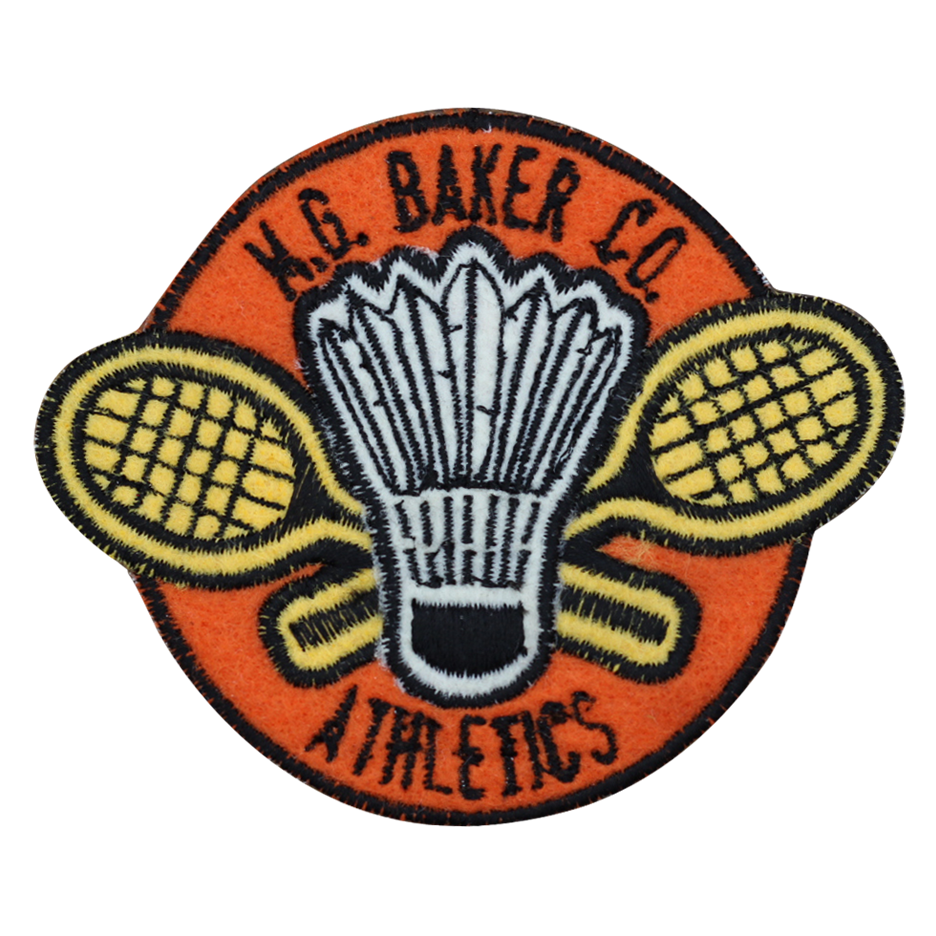 Athletics Patch
