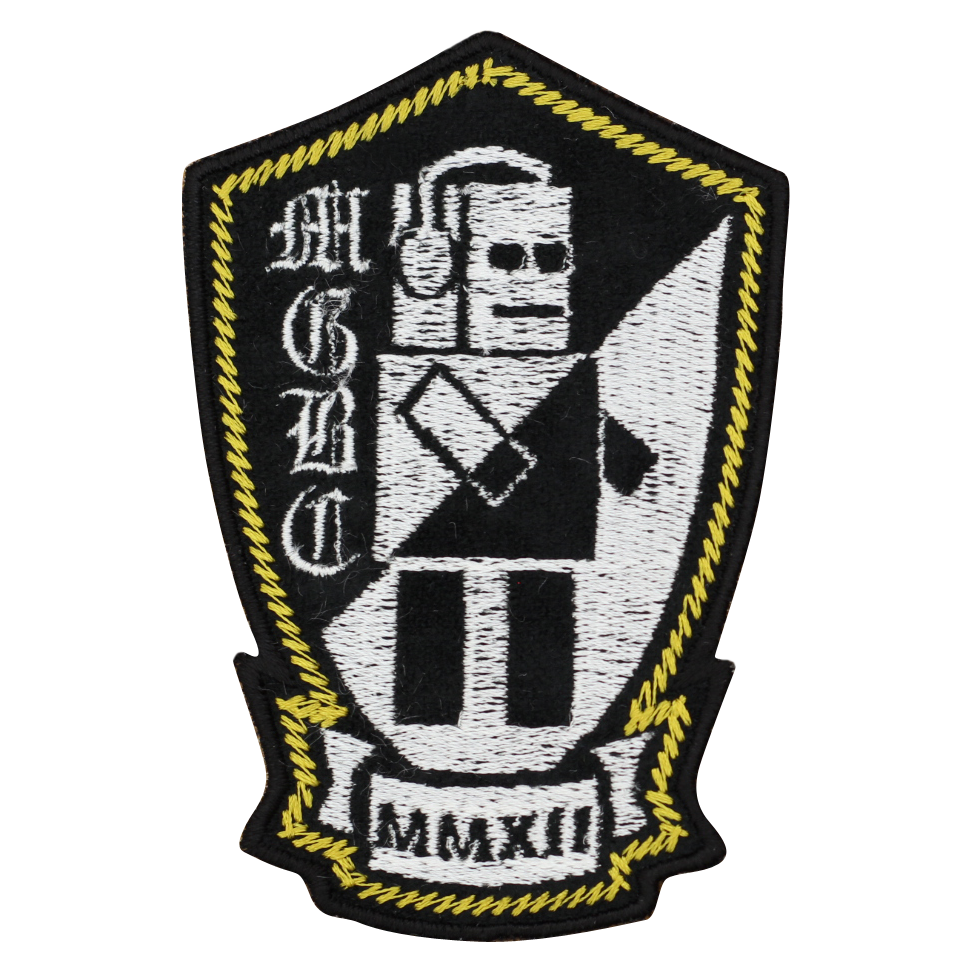 Regal Robot Patch