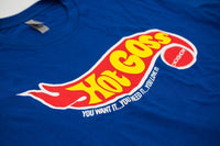 Hot Goss - Men's T-Shirt - 2XL ONLY!!!