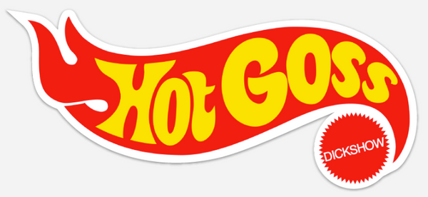 Hot Goss - Sticker