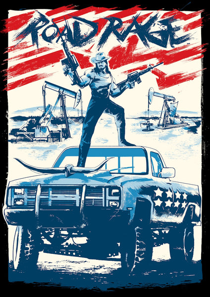 Road Rage: Dallas T-Shirt