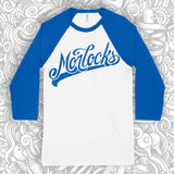 Morlocks - 3/4 Sleeve Baseball Shirt