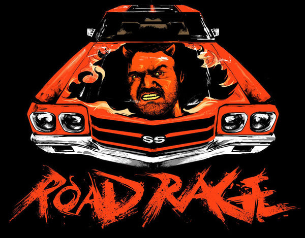 Road Rage: Philly T-Shirt