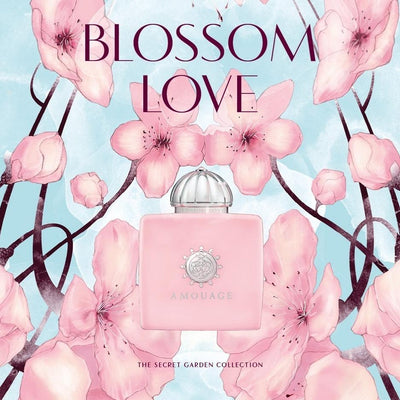 Blossom Love: Amouage's New Fragrance for Women