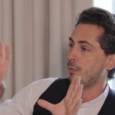 Notes on Notes: In Conversation With Master Perfumer Kilian Hennessy [VIDEO]