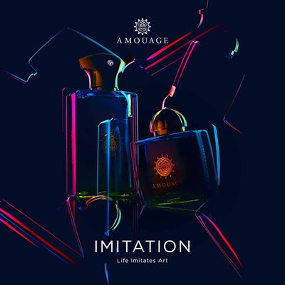 New Amouage Duo: Imitation Man and Imitation Woman
