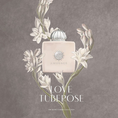 Love Tuberose: New Perfume by Amouage for Women (2018)