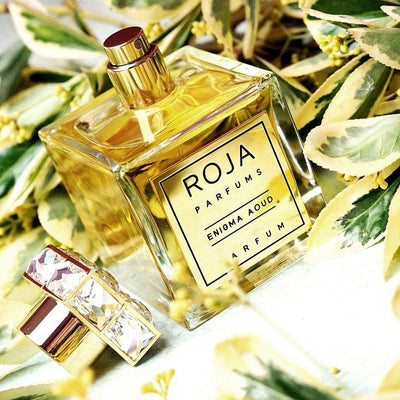 Enigma Aoud by Roja Parfums: A new fragrance for women 2018