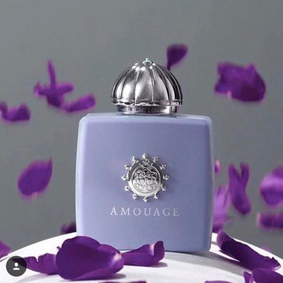 New Fragrance by Amouage: Lilac Love for Women