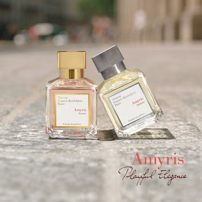Whirlwind of the Senses: Amyris Extrait de Parfum for Men and Women by Maison Francis Kurkdjian (2019)