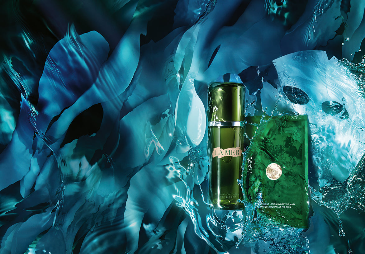 La Mer's new The Treatment Lotion Hydrating Mask
