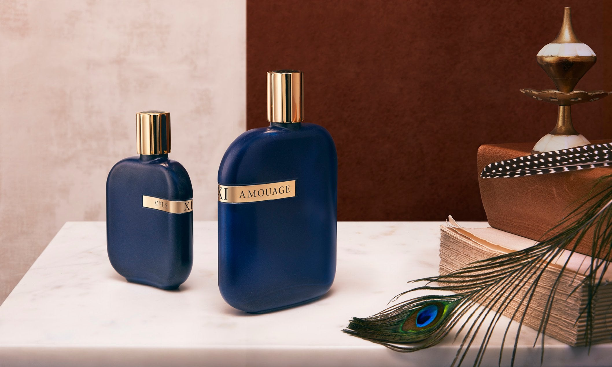 Amouage's Library Collection Opus XI arrives at Agoratopia