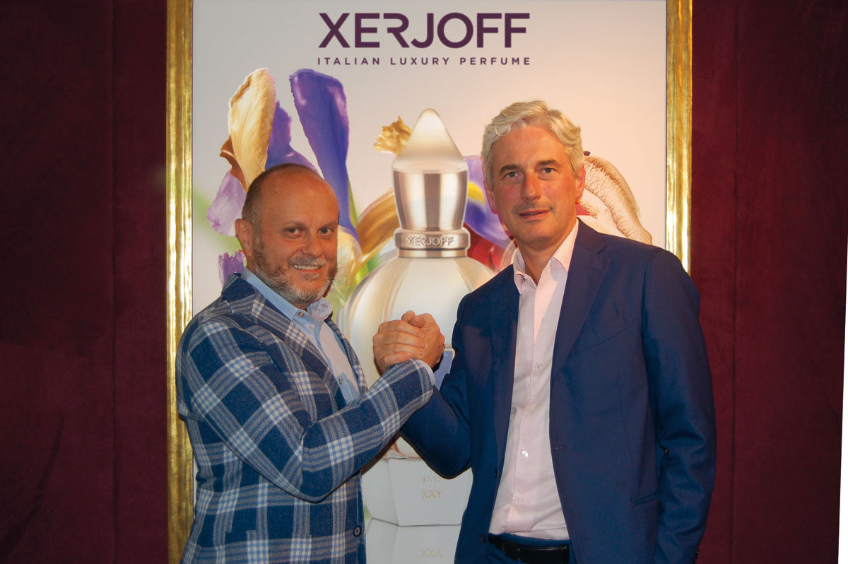 Andrea Tessitore of Xerjoff Recounts his New Challenge