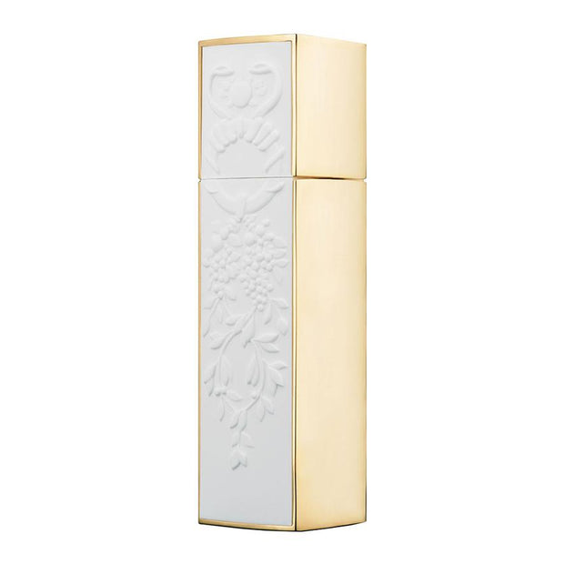 Gold & White Travel Spray Holder, By Kilian, Agoratopia