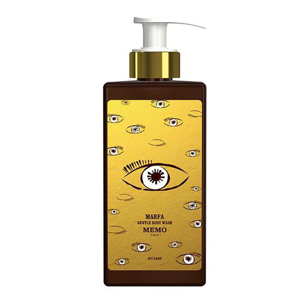 Marfa Gentle Body Wash, Memo Paris, Agoratopia
