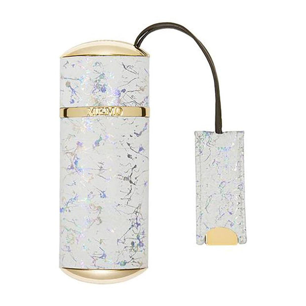 White Pollock Travel Case, Memo Paris, Agoratopia