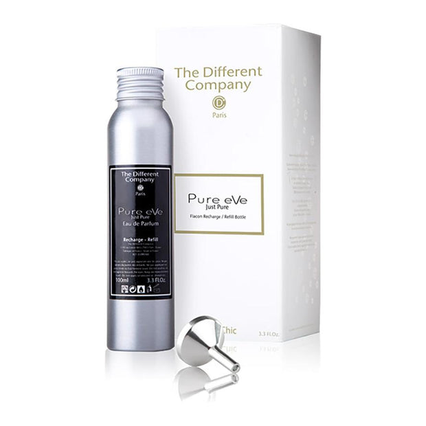 Pure eVe Eau de Parfum Refill Bottle, The Different Company, Agoratopia