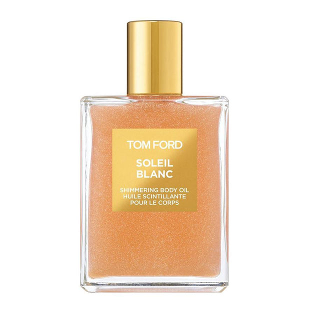 Soleil Blanc Shimmering Body Oil, Tom Ford Private Blend, Agoratopia