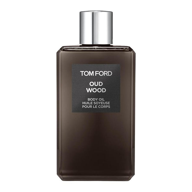 Oud Wood Body Oil, Tom Ford Private Blend, Agoratopia