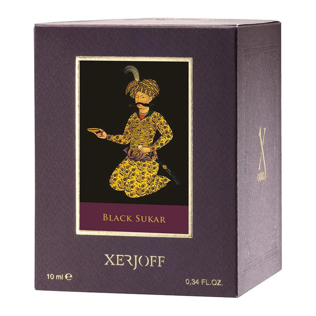 Black Sukar Attar Oil, Xerjoff, Agoratopia