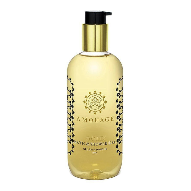 Gold Man Shower Gel Amouage Free Shipping