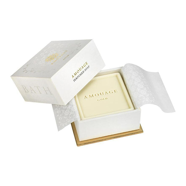 Gold Woman Soap Amouage Free Shipping