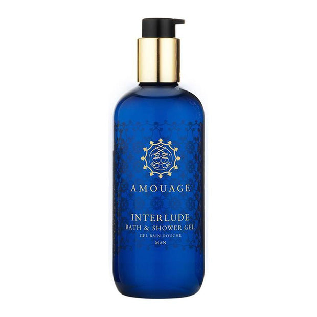 Interlude Man Shower Gel Amouage Free Shipping