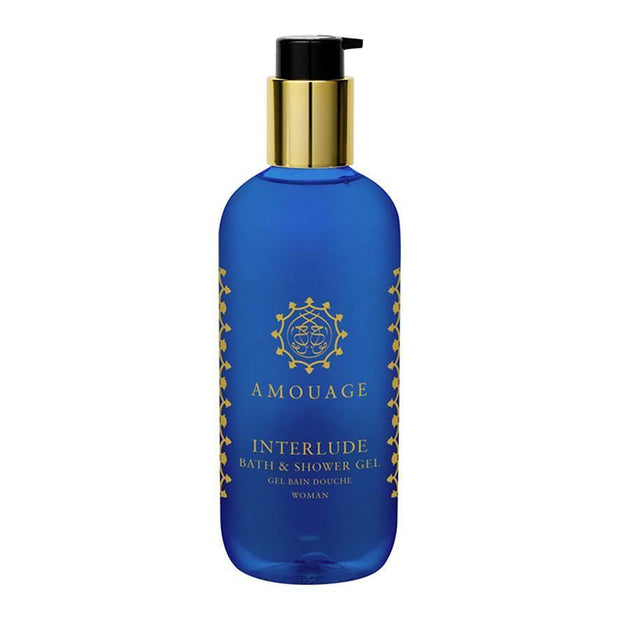 Interlude Woman Shower Gel Amouage Free Shipping