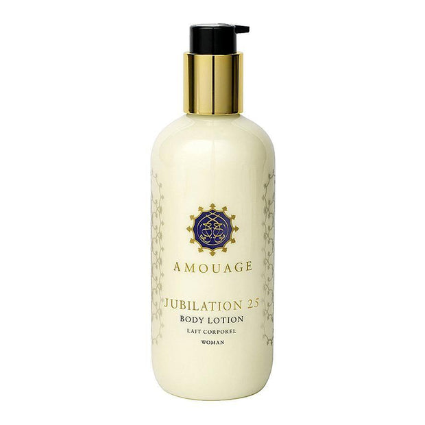 Jubilation 25 Woman Body Lotion Amouage Free Shipping