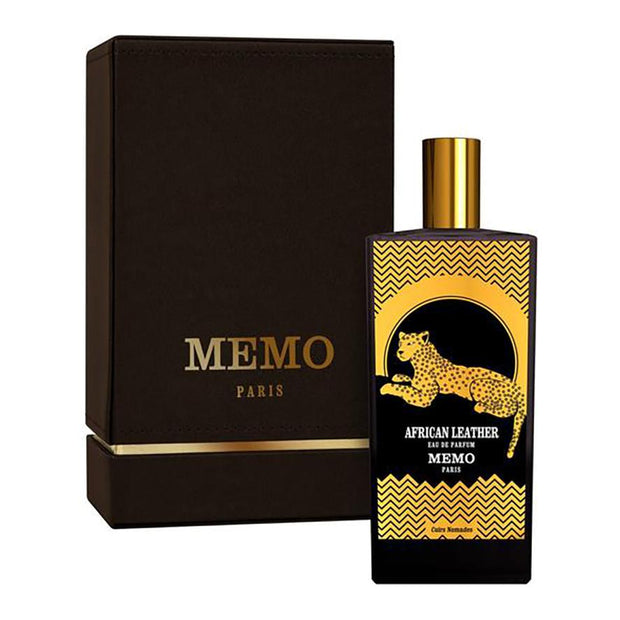 African Leather Eau de Parfum, Memo Paris, Agoratopia
