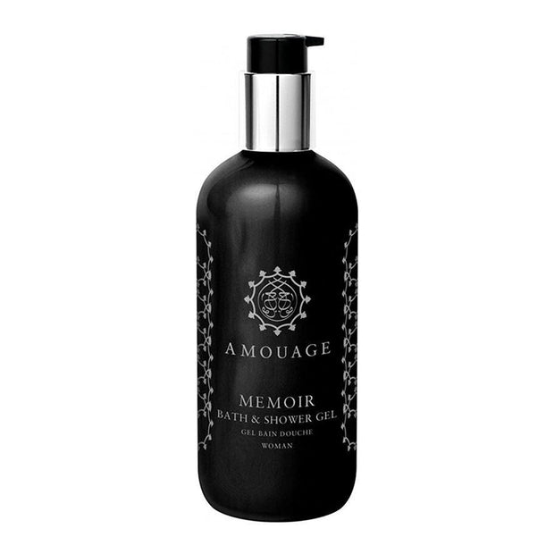 Memoir Woman Shower Gel Amouage Free Shipping