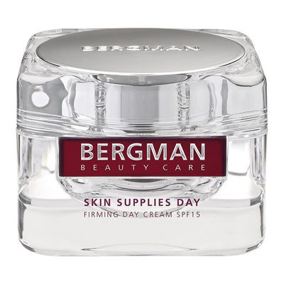Skin Supplies - Day Spf 15 Firming Cream Bergman Beauty Care Free Shipping