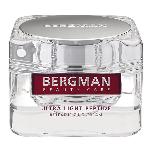 Ultra Light Peptide - Retexturing Cream Bergman Beauty Care Free Shipping