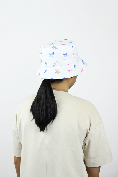 The Artist Project 1.0 - Ampulets Bucket Hat