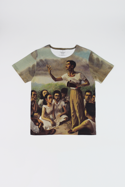 T-shirt: 'Epic Poem of Malaya' by Chua Mia Tee